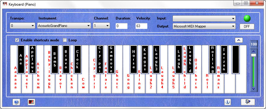 Windows 8 full keyboard layout 813